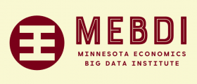 Minnesota Economics Big Data Institute
